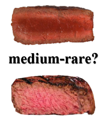 What is medium-rare? | Pat LaFrieda Meat Purveyors